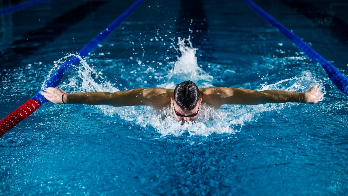 Apprendre à respirer en nageant