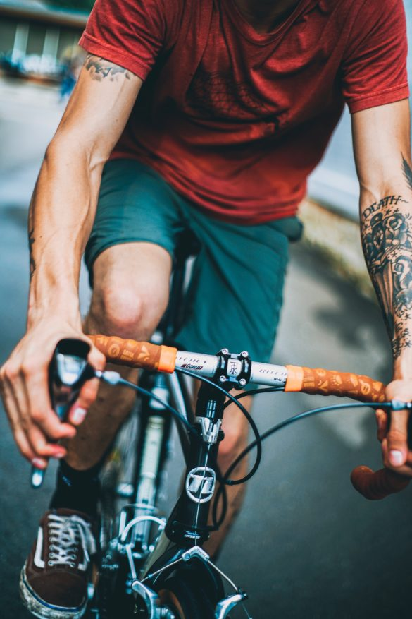 perdre poids vélo